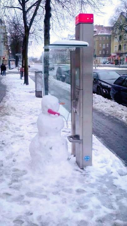 Hallo, Winter, please go home. Author, who are you?