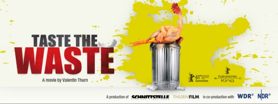 Taste the Waste film ad