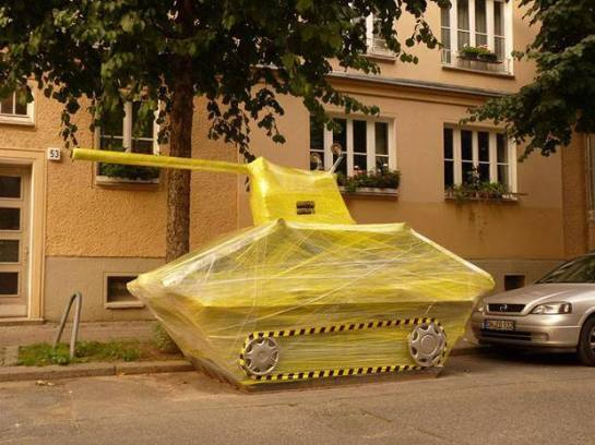 Bossa Fakata in Berlin.